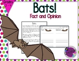 All About Bats - Fact and Opinion