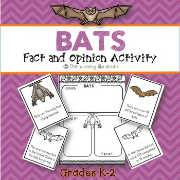 Bat Facts ( Fact and Opinion)