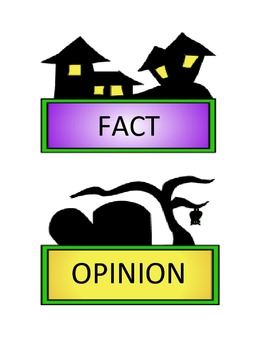 Bats: Fact or Opinion? activity