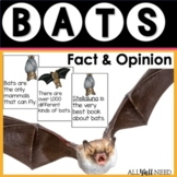 Bats Facts and Opinions