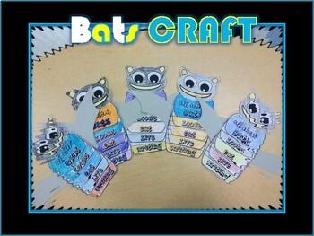 Bats Flip Book (All About Bats)