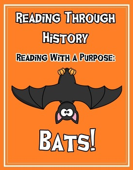 Bats: Free Halloween Lesson (4th and 5th Common Core) by Reading Through History