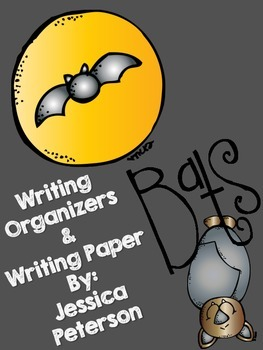 Bats Graphic and Writing Organizers {FREEBIE}