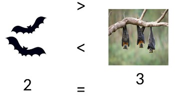 Bats: Greater Than Less Than Equal To