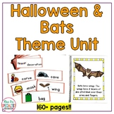 Bats & Halloween: Special Ed Thematic Unit