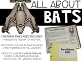 Bats | Informational Passages & Diagrams