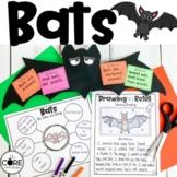 Bats Digital Interactive Read-Aloud | Distance Learning