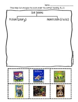 Bats Informative Reading and Writing