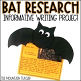 Bats Informative Writing Project