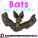 Bats Interactive Book for Informational Text Speech Langua