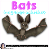 Bats Interactive Book for Informational Text Speech Langua