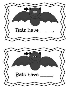 Bats Interactive Easy Reader