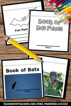 Bats Writing Paper for Bat Unit or Stellaluna Activities