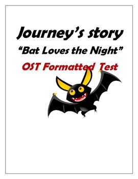 Bats Love the Night OST Style Formatted Test
