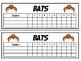 Bats:  Main Idea and Details Activity Packet