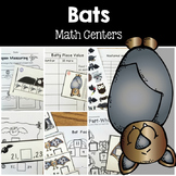 Bats Math Centers (nocturnal animals)