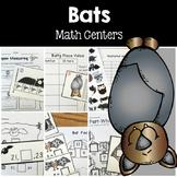 Bats Math Centers (nocturnal animals)