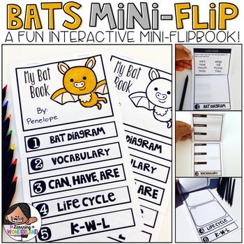 Bats Mini-Flip