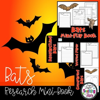 Bats Research Flip Book
