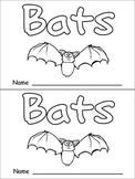 Bats- Nonfiction Leveled Reader- Level C