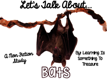 Bats Nonfiction Unit