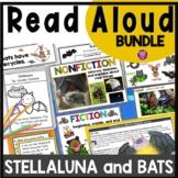 All About Bats Nonfiction Reading Comprehension Bundle