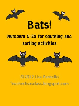 Bats! Numbers to 20