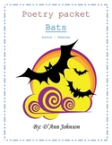 Bats - Poetry Packet