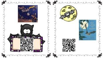 Bats QR Codes