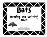 Bats- Reading and Writing Unit