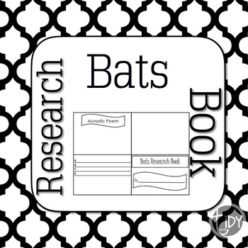 Bats Research Book