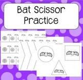 Bats Scissor Practice