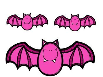 Bats- Sort by Color