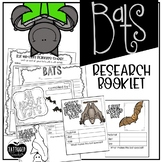 Bats Types Writing and Research Booklet