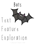 Bats Text Feature Exploration - National Geographic Kids