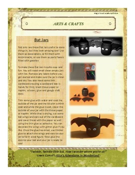 Bats Themed Nature Education Unit-Stage 2 (Magic Forest Academy)