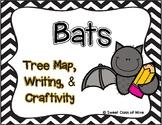 Bats Tree Maps and Craftivity