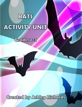 Bats Unit Activities