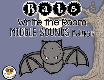 Bats Write the Room - Middle Sounds Edition