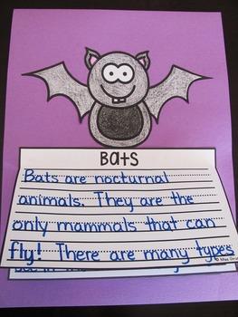 Bats Writing Craft