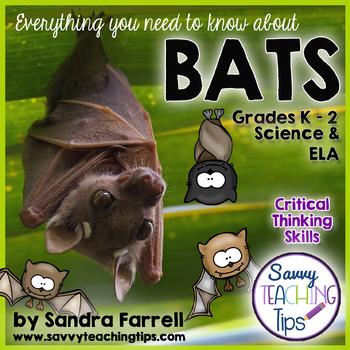 Bats - a Non-Fiction Science Unit