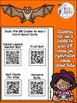 Let's Learn About Bats: Halloween Science Booklet with QR Codes