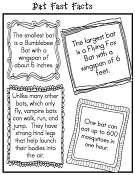 Bats and Caves Non-Fiction Pack