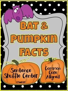 Bats and Pumpkin