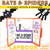 Bats and Spiders Lapbook