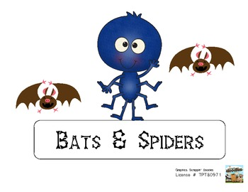 Bats and Spiders: Naturally Nocturnal