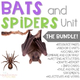 Bats and Spiders Unit | Bats and Spiders Activities