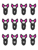 Bats and Wings- Part Part Whole/Addition/Number Rec    Mat