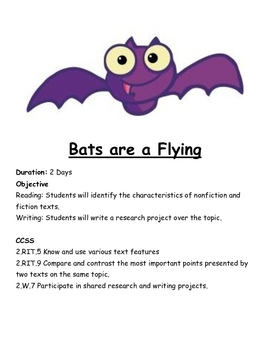 Bats are a Flying