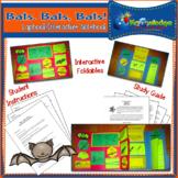 Bats, Bats, Bats! Lapbook